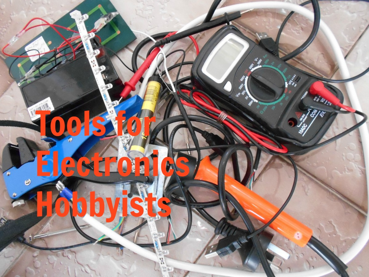 Affordable electronics things to start a hobby.