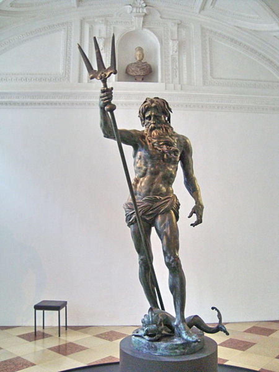 Figure in bronze Georg Petel (1601/02-1634) sailko CC-BY-SA-3.0