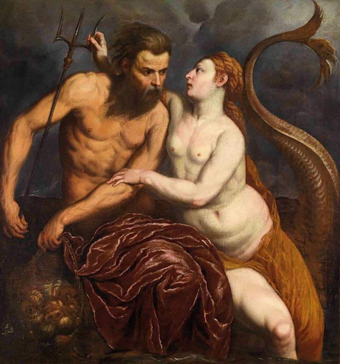 Paris Bordone (1500–1571) PD-art-100