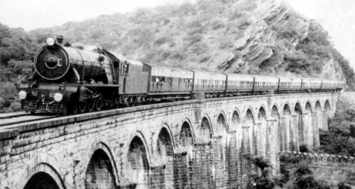 Indian Railways:a Utility for the British Turned out to be a Boon for Independent India