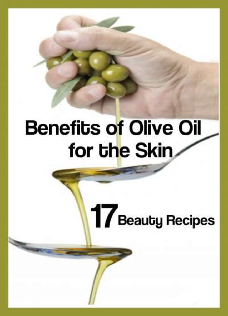 Use olive oil for the skin to diminish wrinkles and moisturize dry skin.