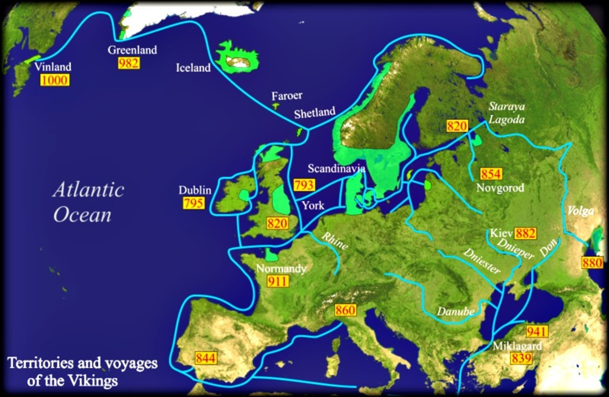 Voyages of the Vikings