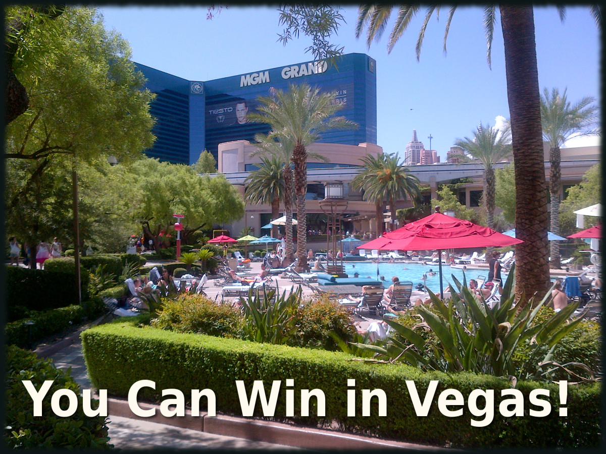 You Can Win in Las Vegas!