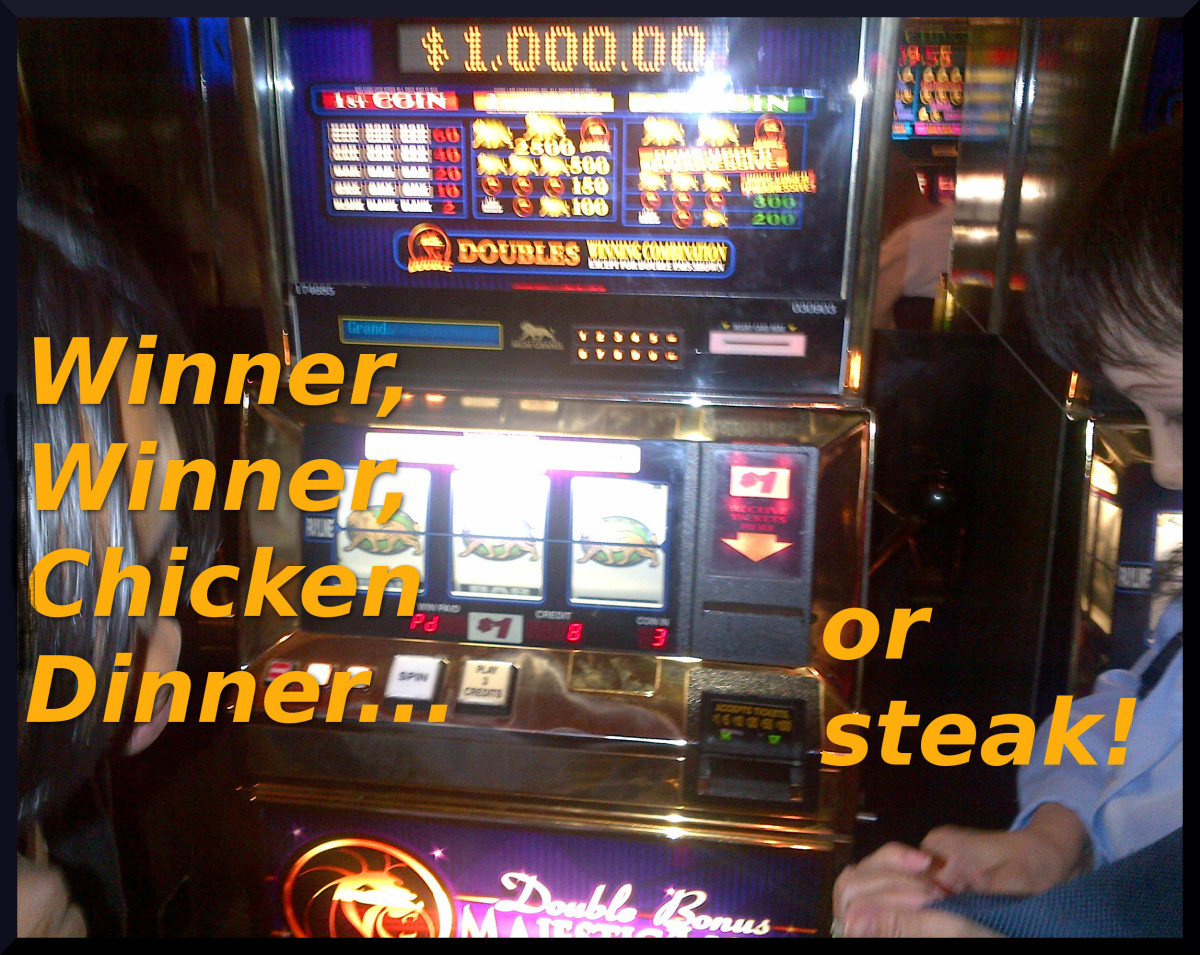 The 2 Best Ways to Win on Slot Machines in Vegas!