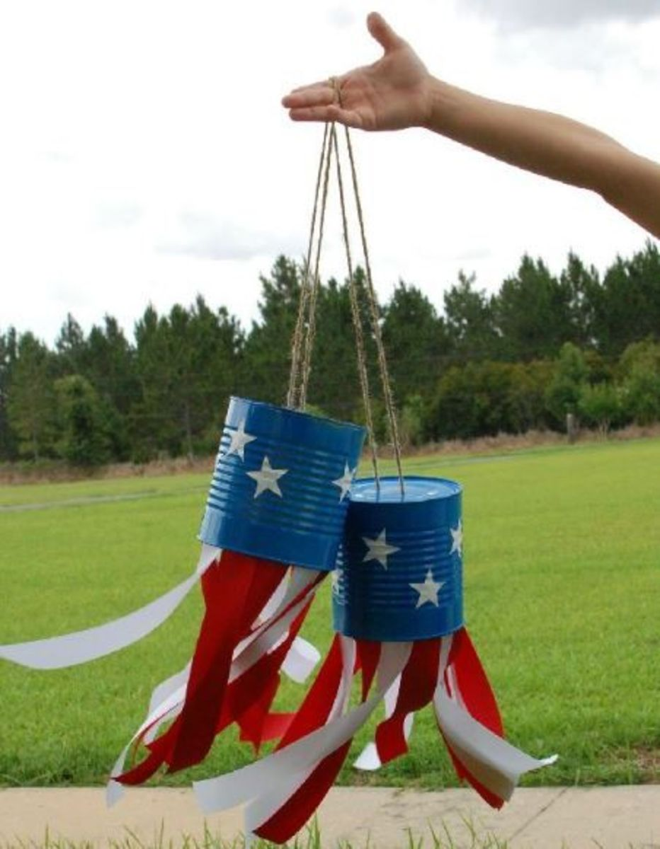 Upcycled Tin Can Projects