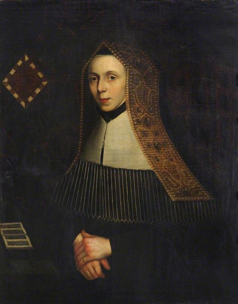 Margaret Beaufort Tudor, another suspect considered in the deaths of two small boys.
