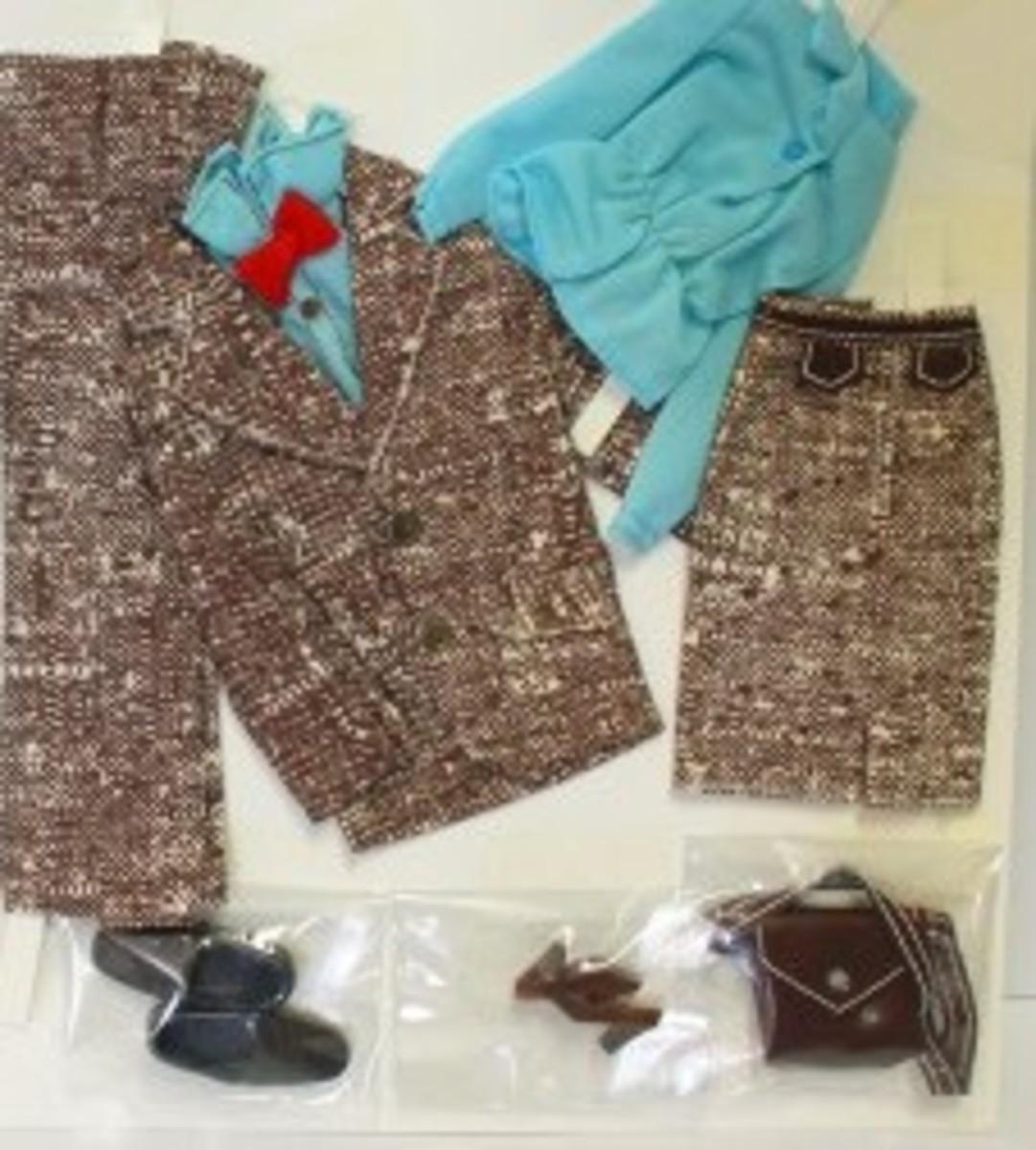 Tweed Set  (Sears, #9048)