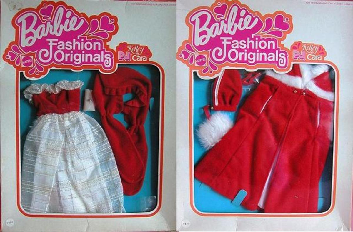 Fashion Originals #7932 and #7931