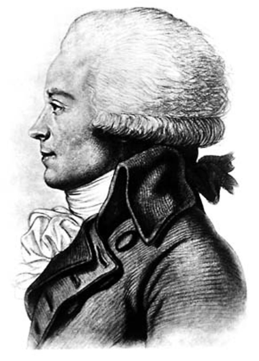 Robeispherre During French Revolution