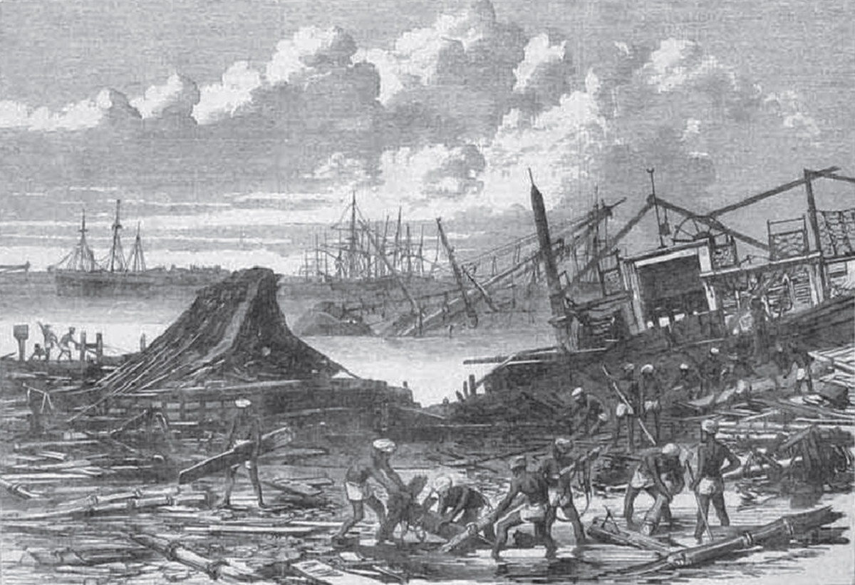 Earthquake or Cyclone: What Destroyed Calcutta in 1737?