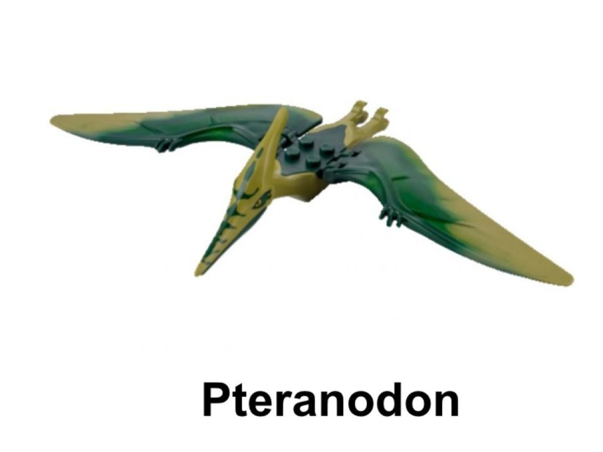 LEGO Dino Ocean Interceptor 5888 Pteranodon