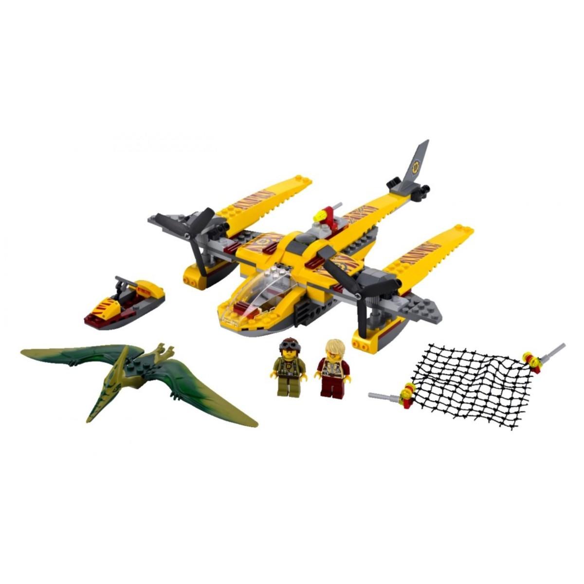LEGO Dino Ocean Interceptor 5888 Assembled