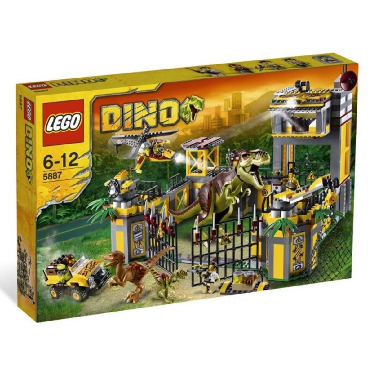 LEGO Dino Dino Defense HQ 5887 Box