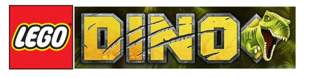 LEGO Dino Logo