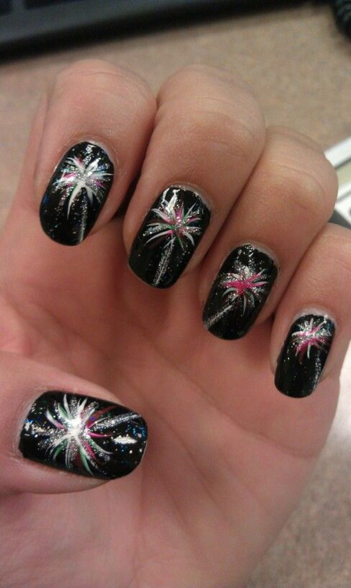 Diy 4th Of July Nails Hubpages