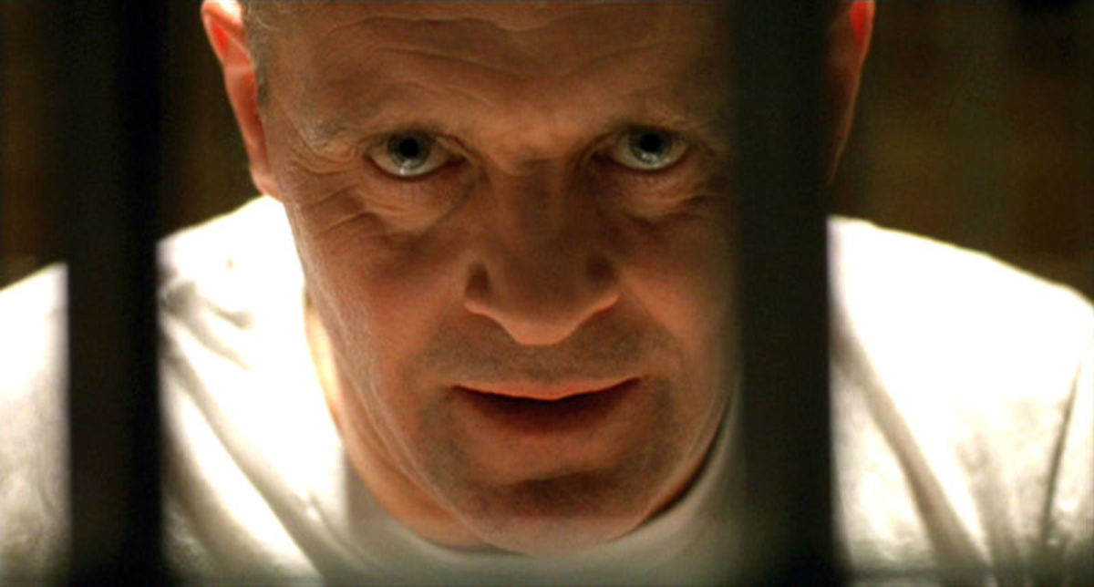 Anthony Hopkins will eat your liver with some fava beans and some nice chianti.