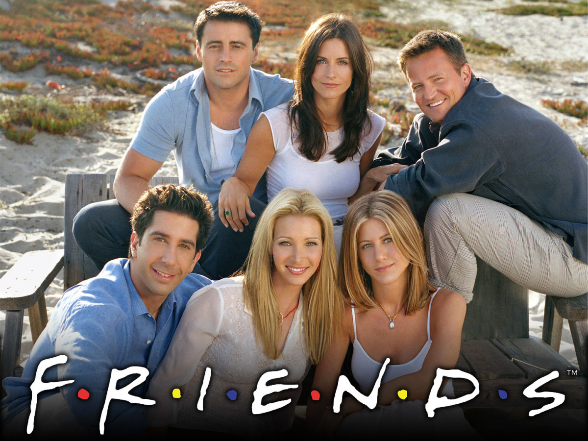 Friends: The Next Generation S.1 - Fanfiction