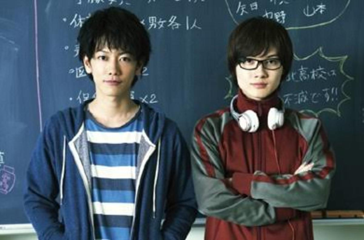 List of Japanese Live-Action Movies From 2014-2015