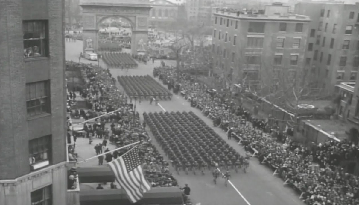 Although; undeniably the greatest pilots and crew efforts in military history, the Tuskegee Airmen were not allowed to participate in the victory parade held in New York celebrating the end of WWII.