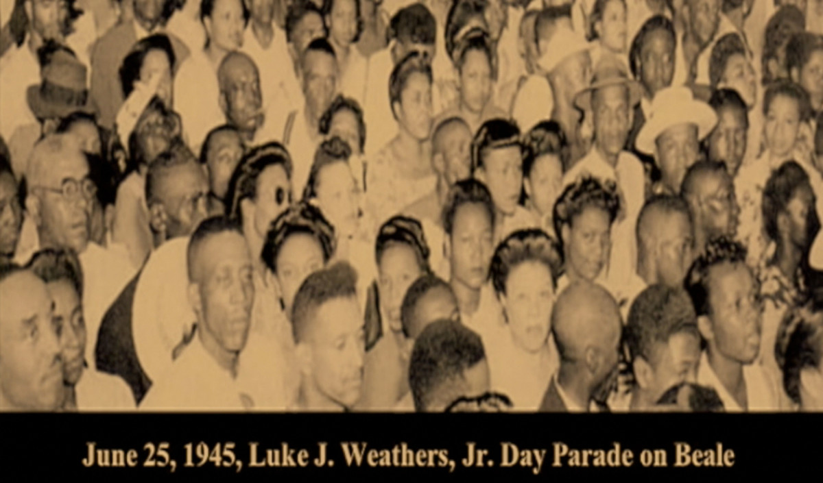 Luke J. Weathers, Jr. was the first African-American to ever have a day dedicated to his honor in the city of Memphis, TN.