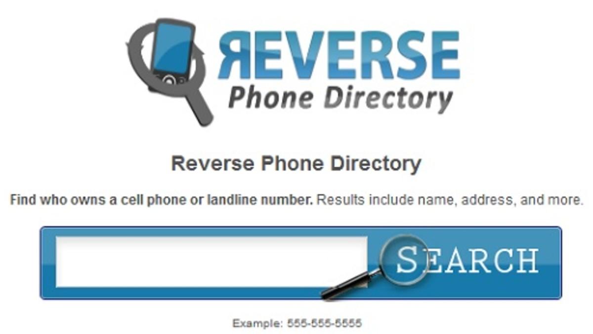 Source: Reverse Phone Lookup