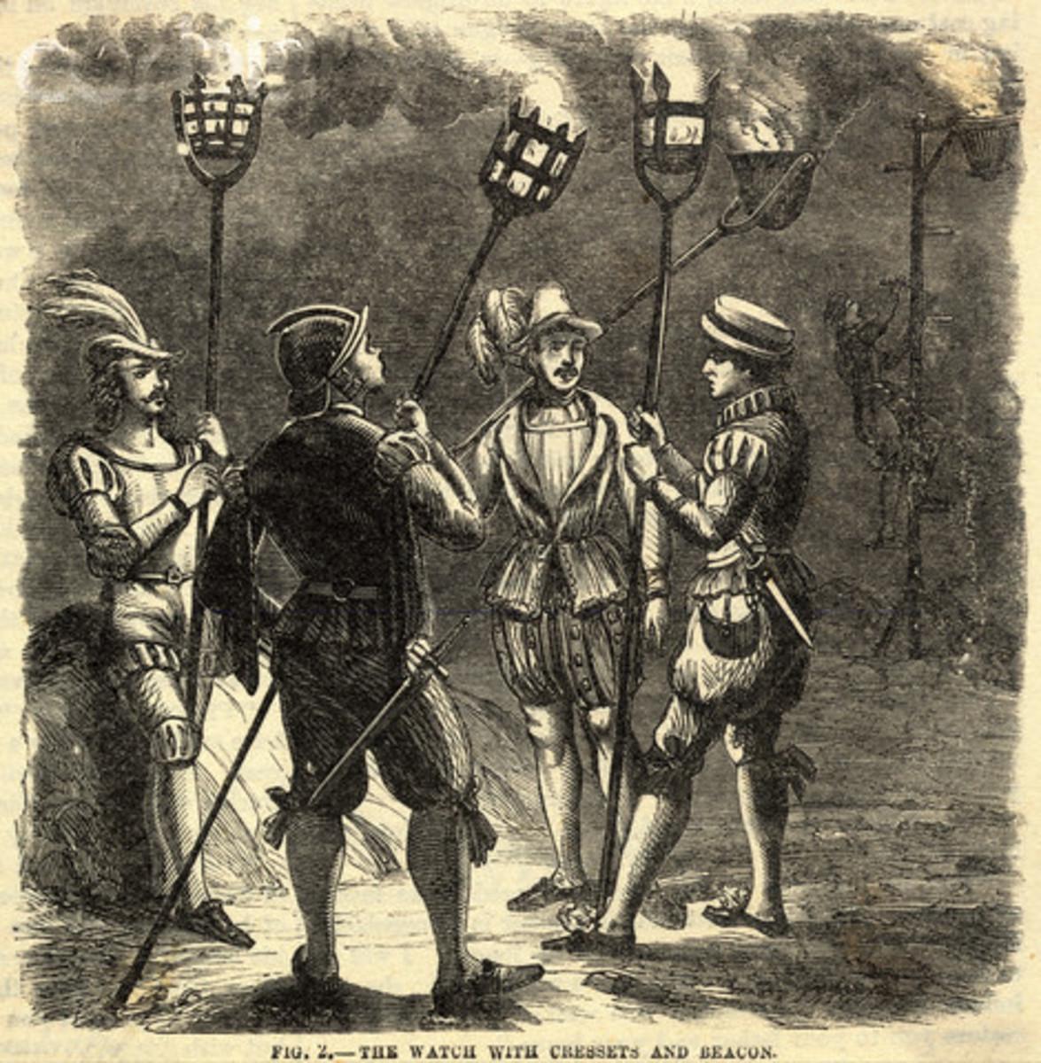 Medieval Watchmen