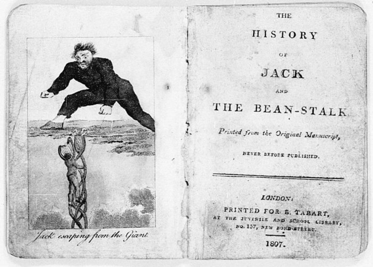 Jack and the Beanstalk: A Tale of Fiscal Responsibility