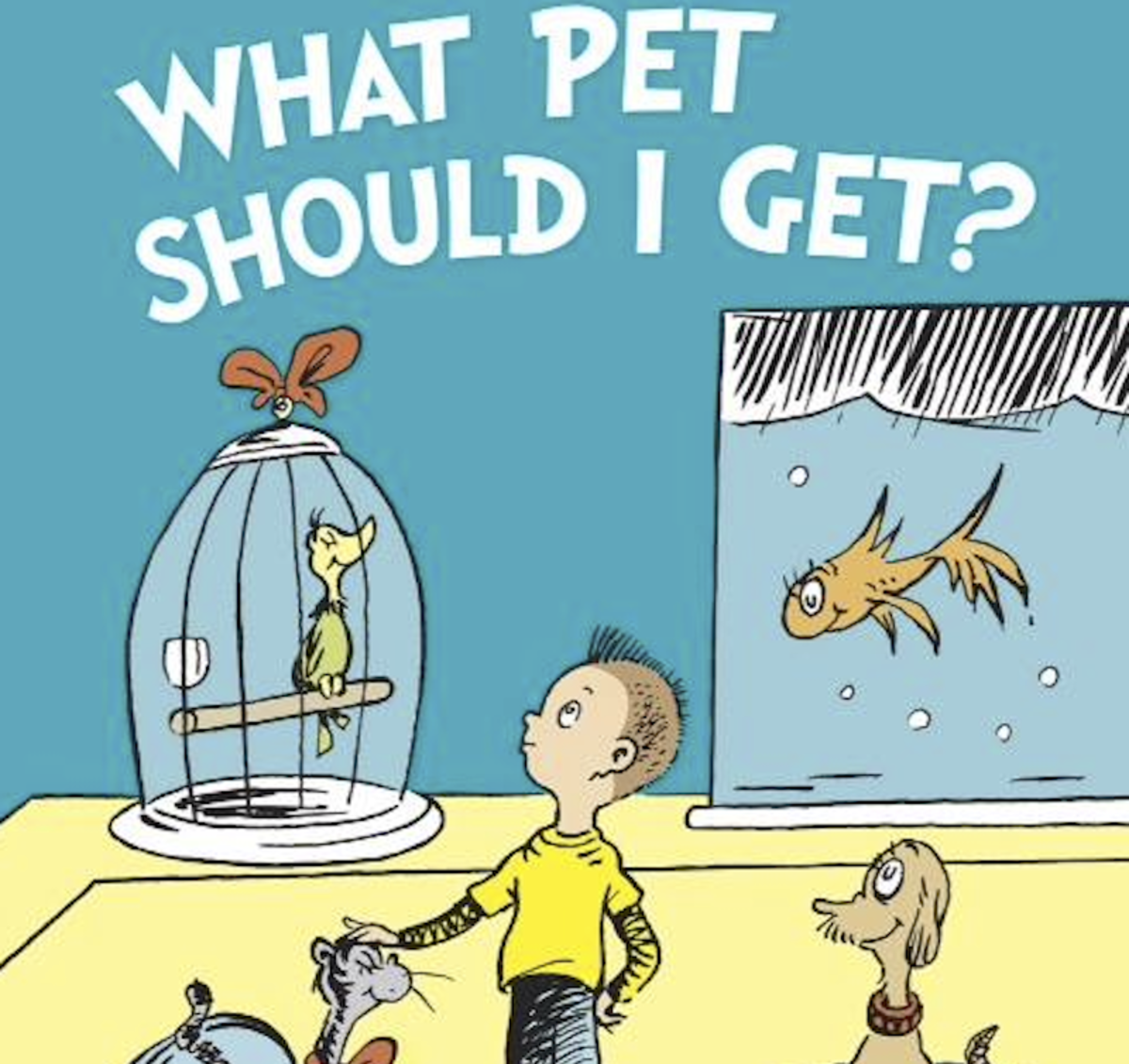 Dr. Seuss' new book to be published July 28, 2015.
