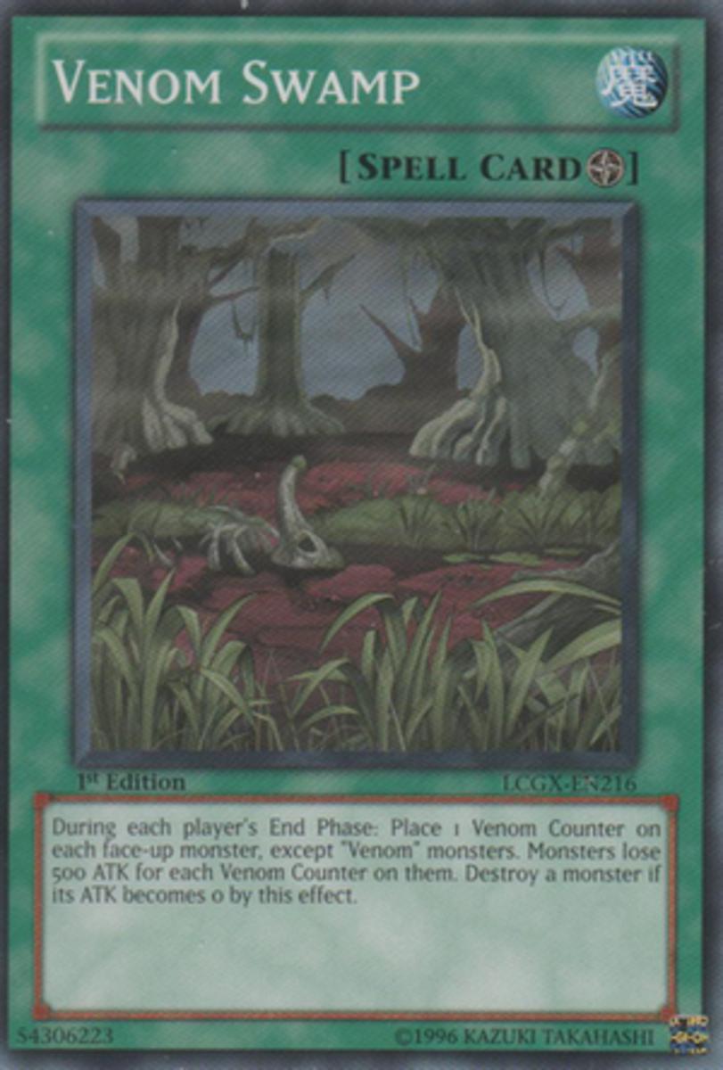 Venom Swamp