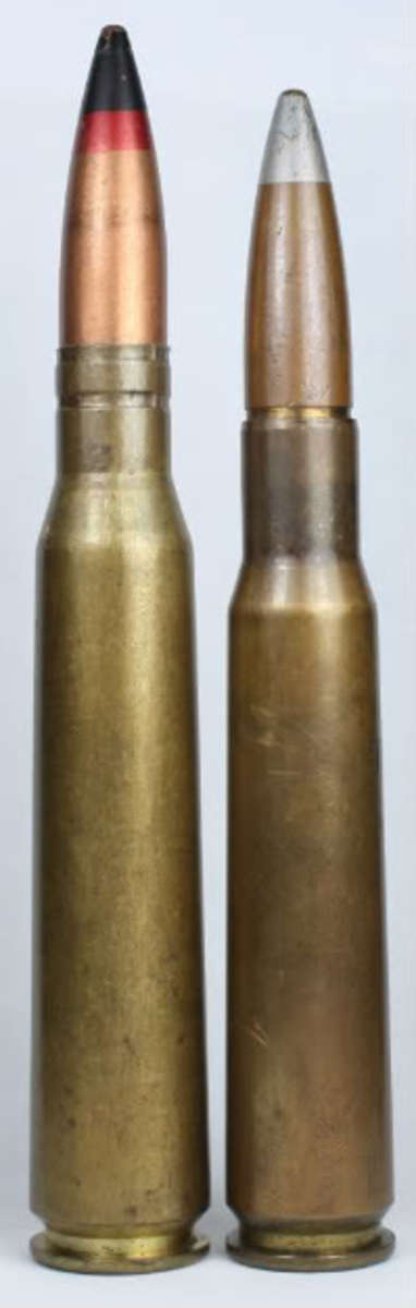 .50 BMG vs. .50 Russian
