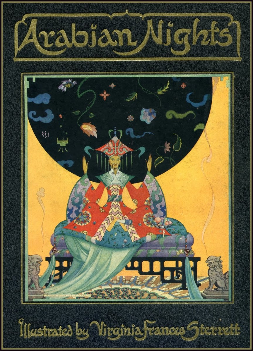 literature-review-one-thousand-and-one-nights