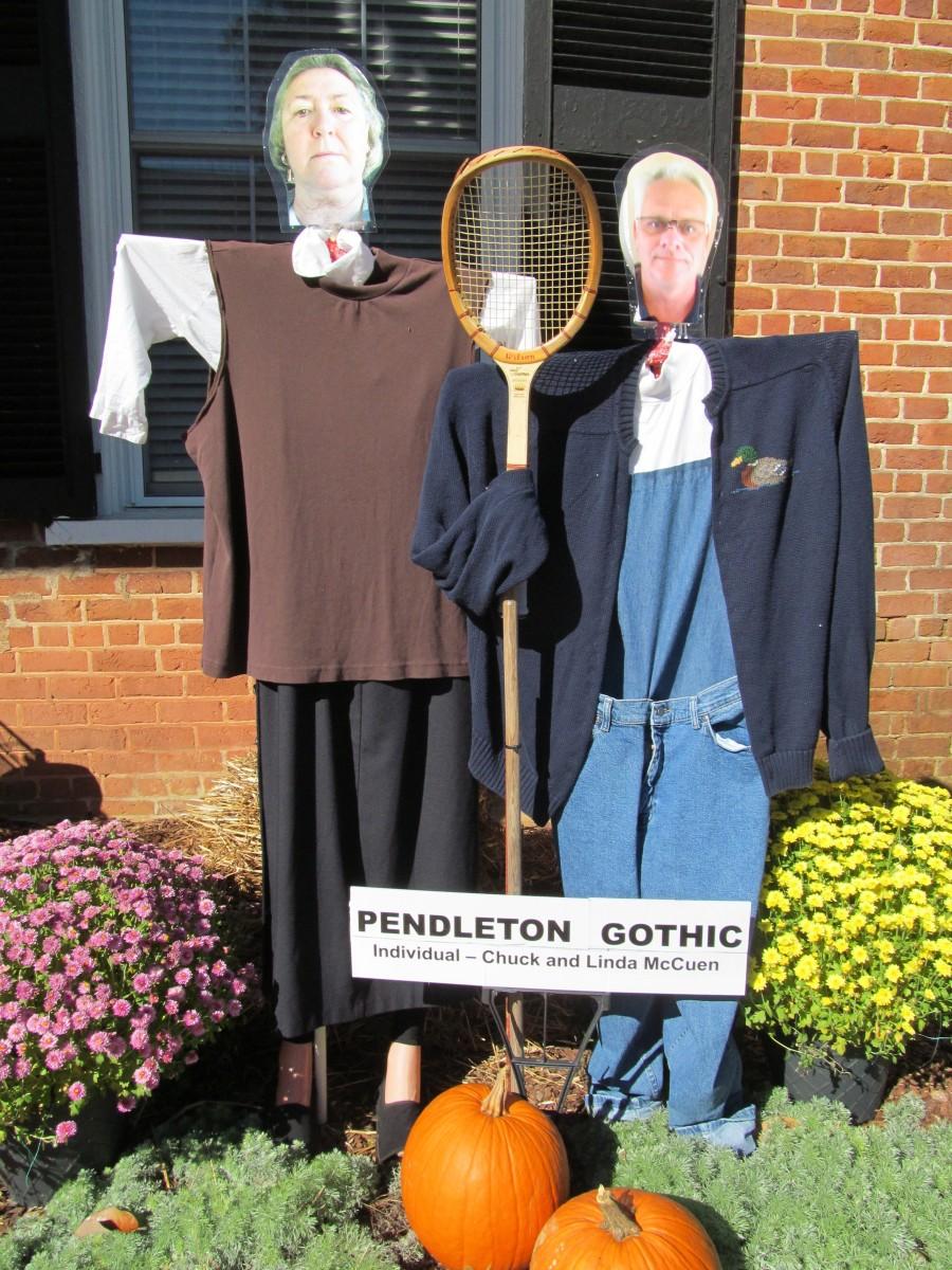 Gothic Pendleton