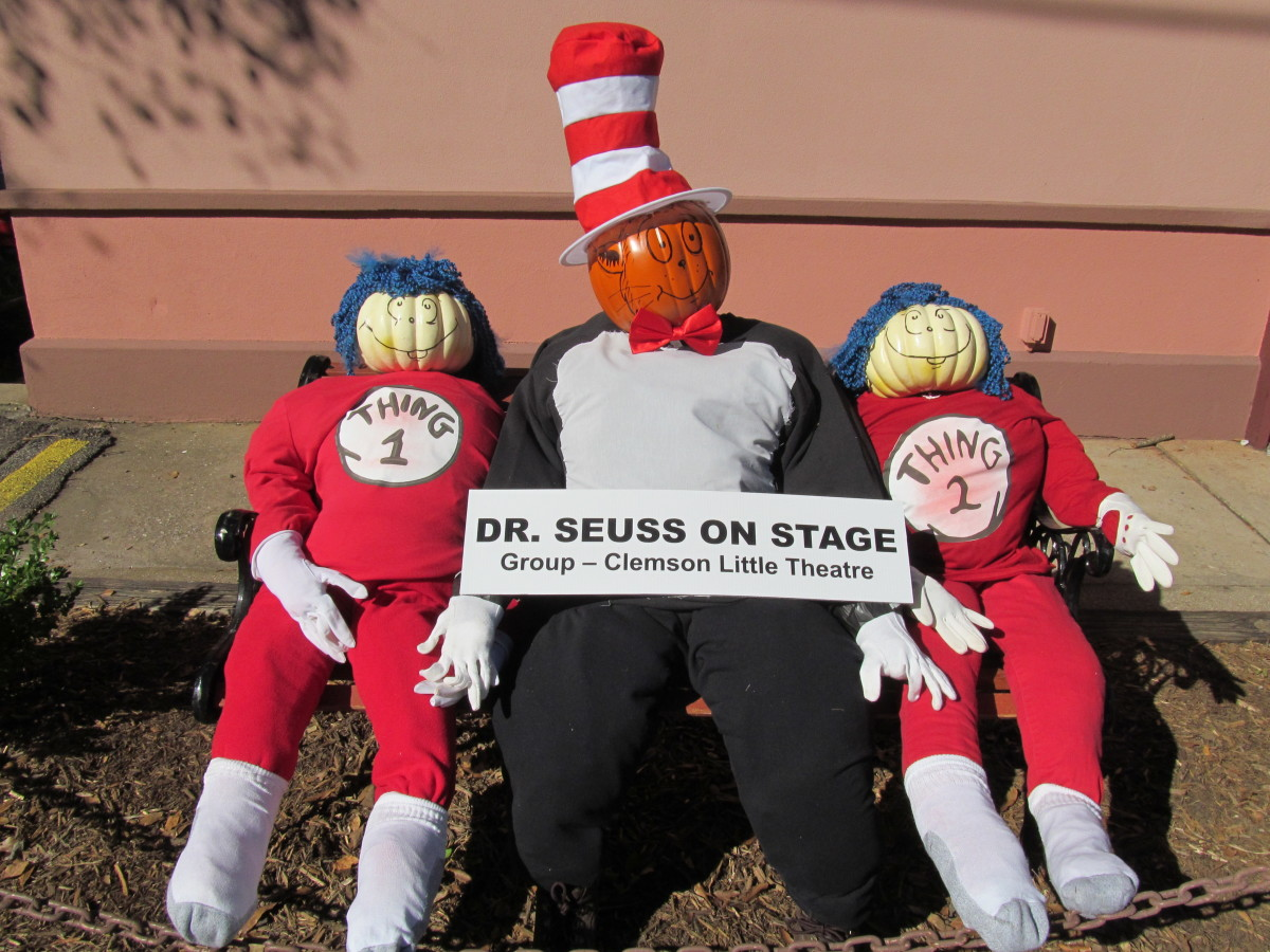 Dr. Seuss on Stage