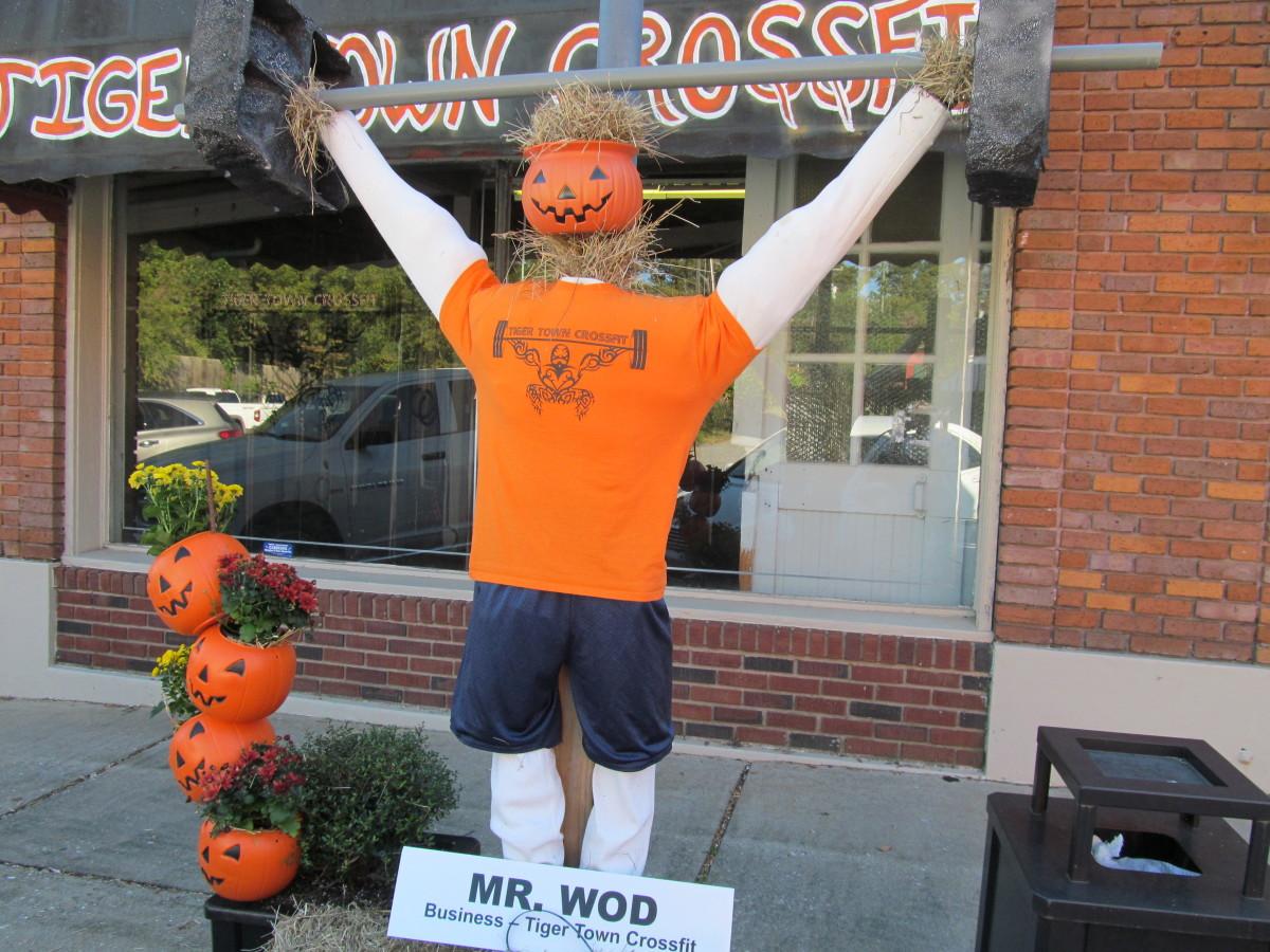 Mr. WOD