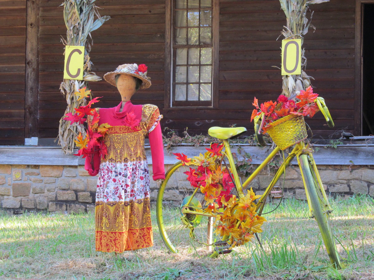 Pendleton Scarecrow Contest 2015