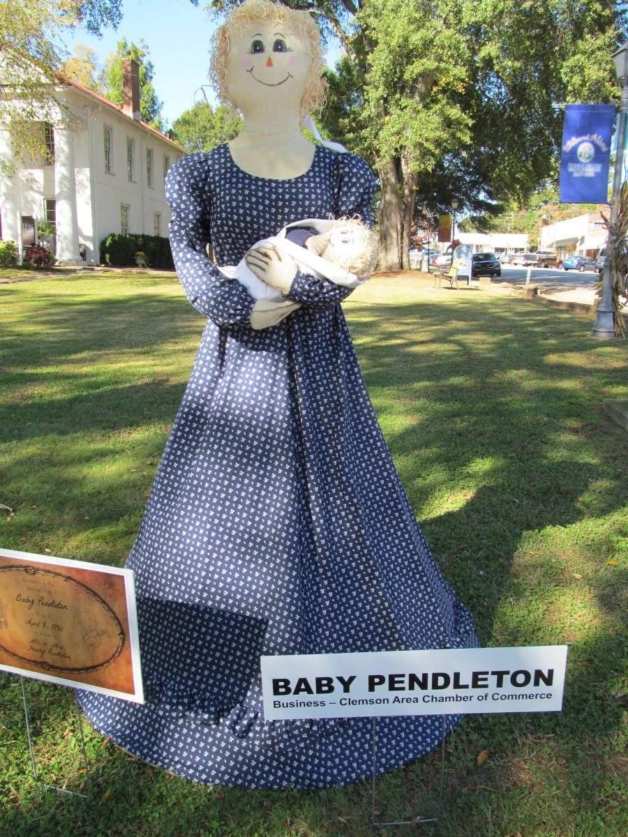 Baby Pendleton