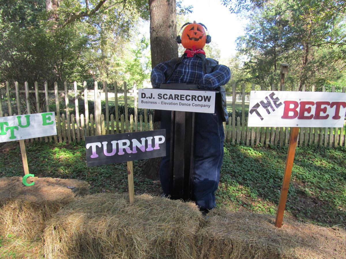 DJ Scarecrow
