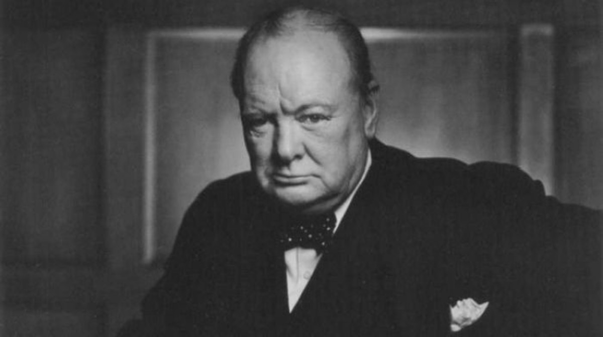 Artists Who Started Late in Life: Winston Churchill
