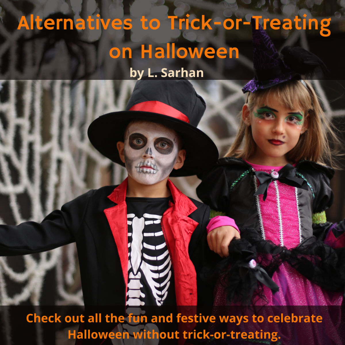 Check out all the fun and festive ways to celebrate Halloween without trick-or-treating.