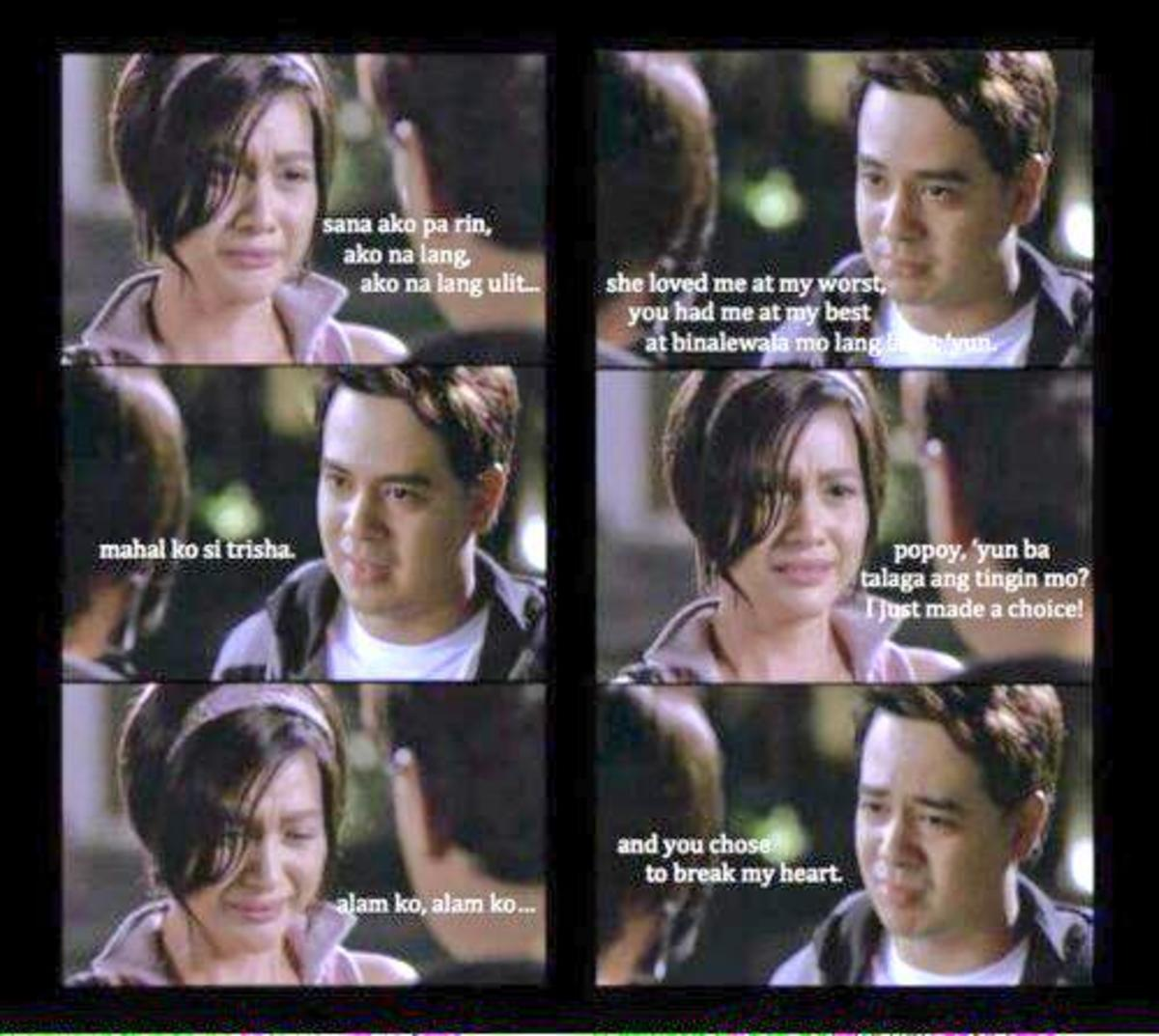 30 Greatest Quotes And Hugot Lines From Filipino Movies ...