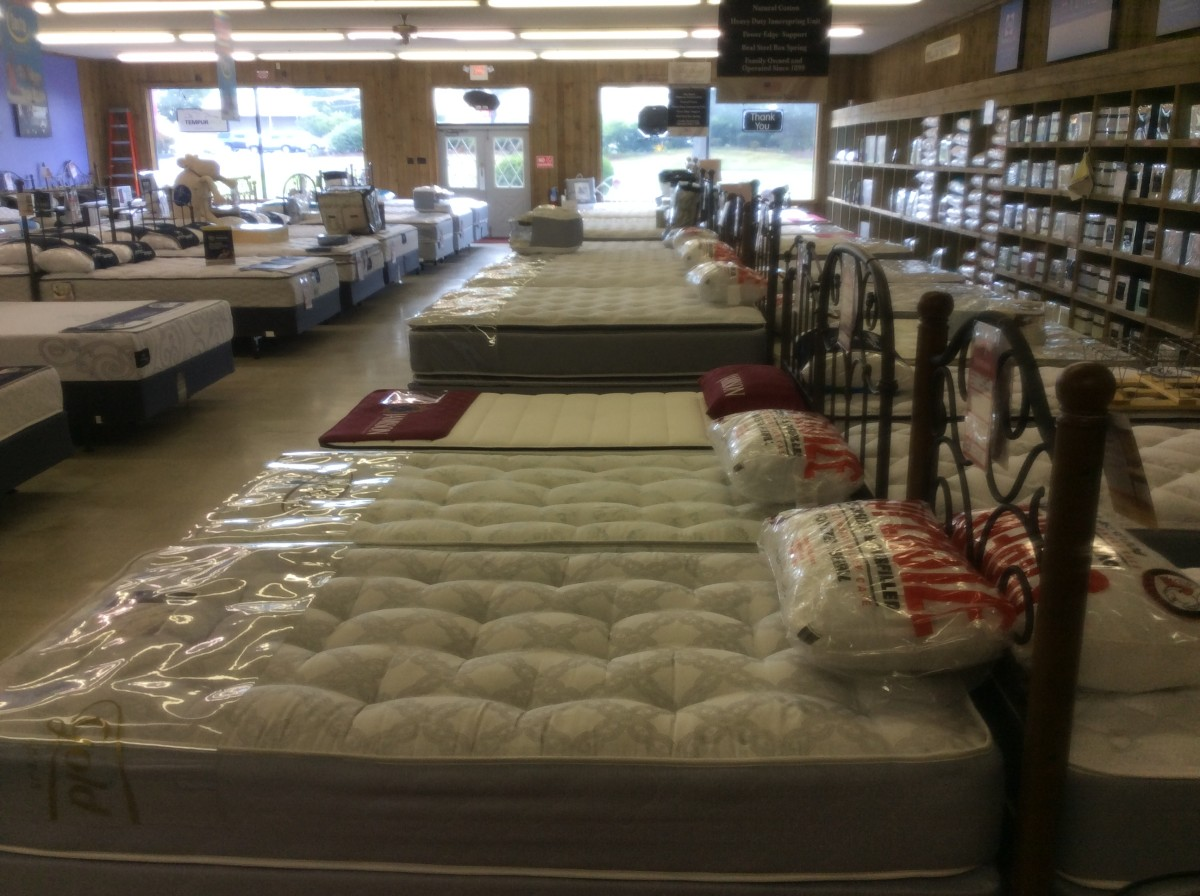 10 Easy Steps to Choosing a Mattress!