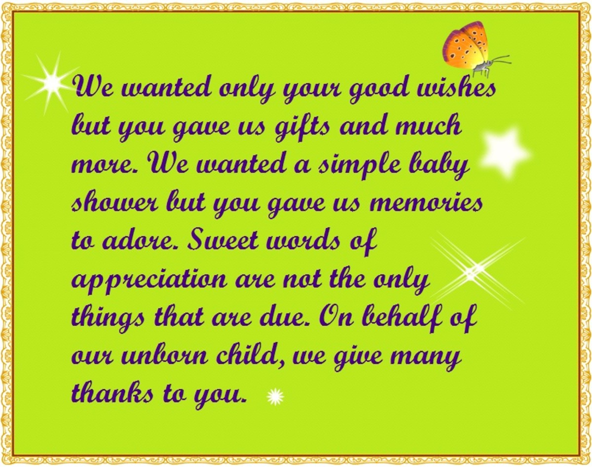 unborn baby poems for baby shower - photo #13