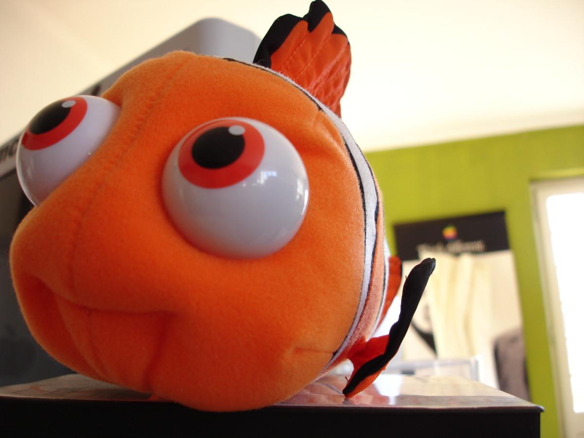 Nemo from Finding Nemo
