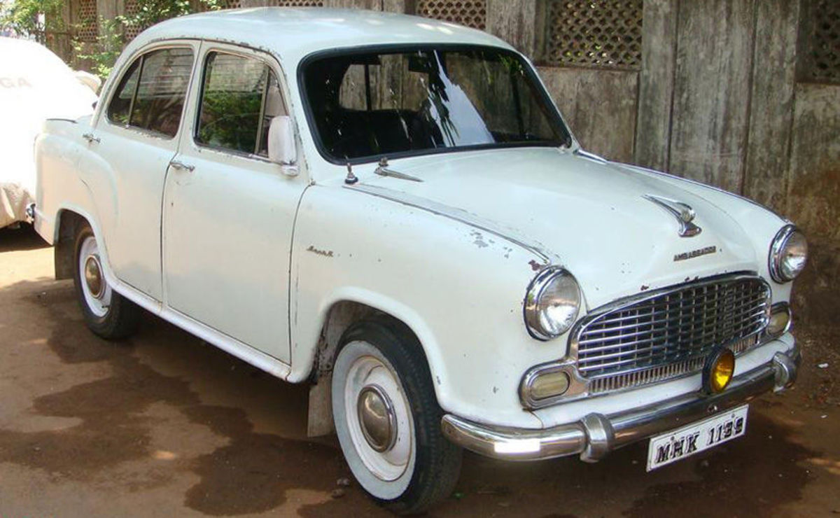 I Am Fond of Cars: A Write up on My Cars in Mumbai