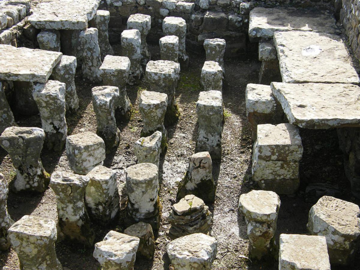Thermae, the Roman Baths