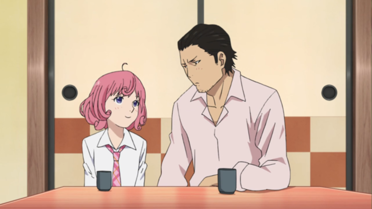 Kofuku and Daikoku in Episode 4.