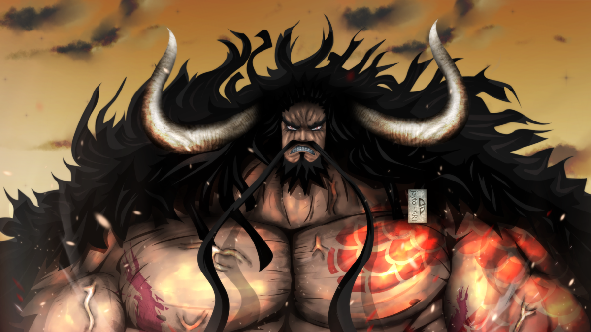 42 Reasons Why Kaido is Such a Badass