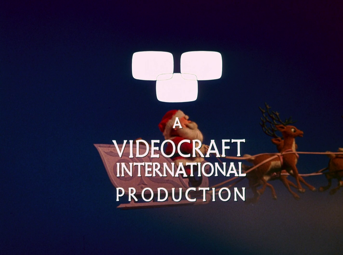 "Until 1968, Rankin/Bass Productions was known as ""Videocraft International""."