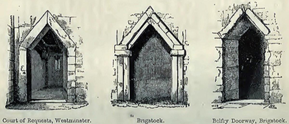 Triangular arch