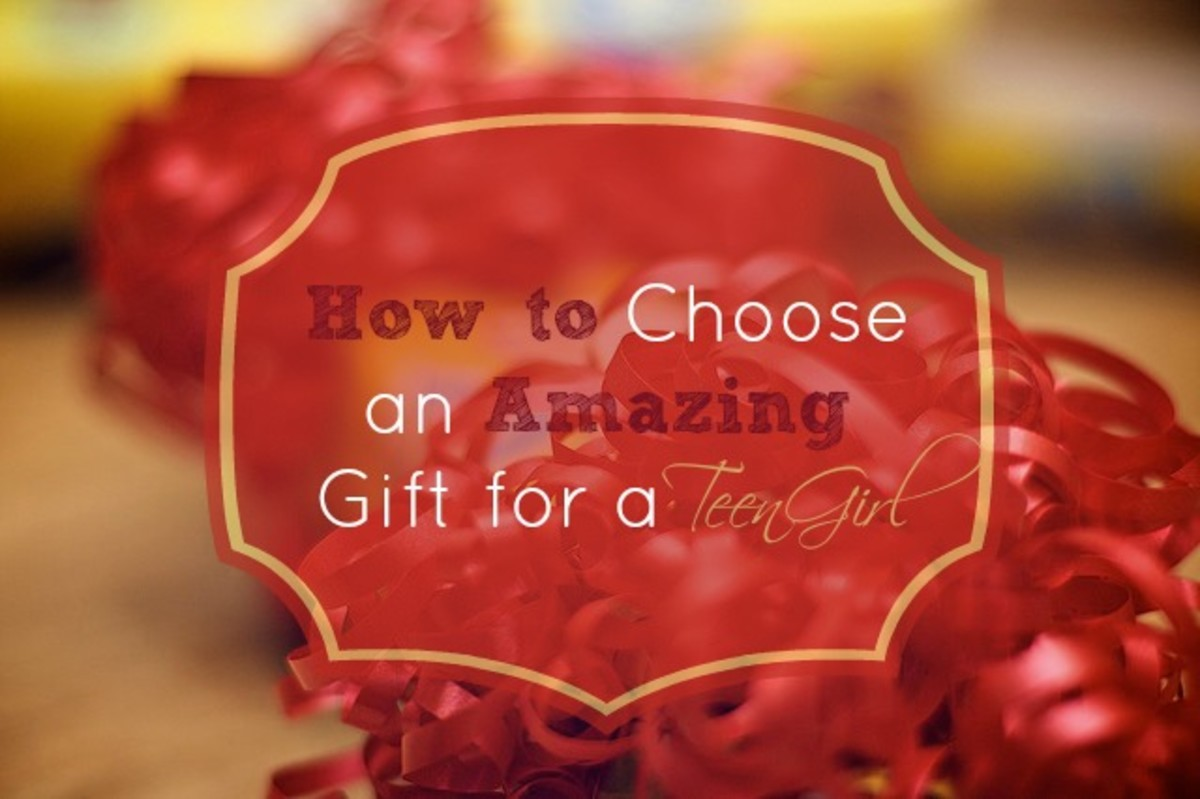 This guide will help you to decide on the best gift for the teenage girl in your life. Hint: Choose something as unique and beautiful as she is!